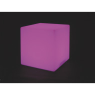 "Color Change Light Up 20"" Cube"
