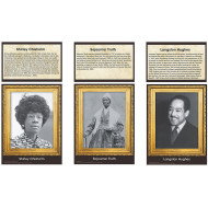Influential Black Americans Bulletin Board Accents (set of 36)