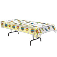 Super Hero Table Cover