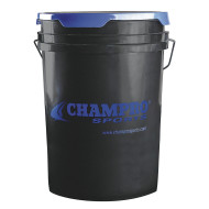 Champro@ Bucket With Padded Seat, 6 Gallon