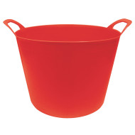 Large Versa Tub, Red