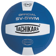 Tachikara® SV-5WM Performance Volleyball, Royal/White