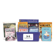 READING FOR FUN GRADES 3-5 50 BOOK SET