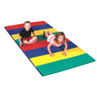 RAINBOW FOLDING MAT 4FT X 8FT X 1 1/2IN