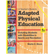 A Teacher's Guide To Adapted P.E. Book