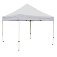 Athena™ 10' x 10' Heavy Duty Aluminum Instant Pop Up Canopy