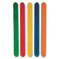 Colored Craft Sticks - Regular  (pack of 500)