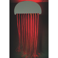 Calming LED Fiber Optic Jellyfish