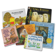 Books for Kindergarten (set of 6)