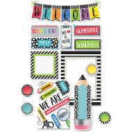 Bold And Bright Welcome Set (set of 46)