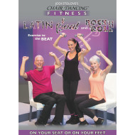 Chair Dancing Fitness Latin, Soul and Rock 'n Roll DVD