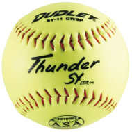 "Dudley® ASA Thunder Slow Pitch Softball 11"" (dozen)"