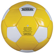 Tachikara® SZ3 Recreational Soccer Ball, Gold/White