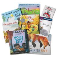 Books For First Grade (set of 8)