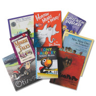 Books For Second Grade (set of 8)