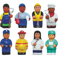 Community Helper Figures (set of 8)