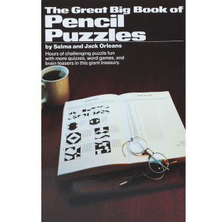 GREAT BIG BOOK OF PENCIL PUZZLES
