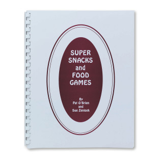 SUPER SNACKS AND FOOD BOOK