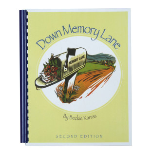 Down Memory Lane Book