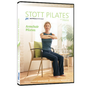 ARMCHAIR PILATES DVD