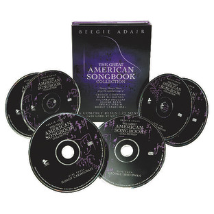 GREAT AMERICAN SONGBOOK 6 CD BOX SET