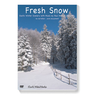 FRESH SNOW DVD