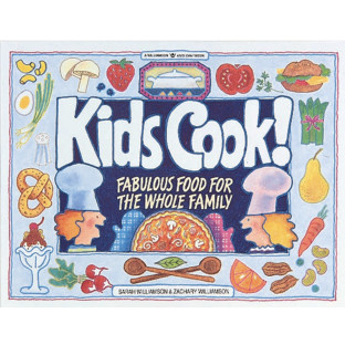 Kids Cook! Book
