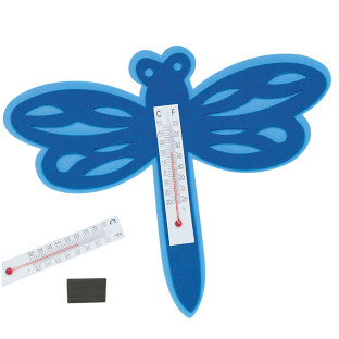 Dragonfly Thermometer© Craft Kit