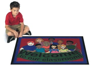 WELCOME TO OUR CLASSROOM MAT