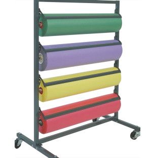 4-Roll Paper Dispenser for 48