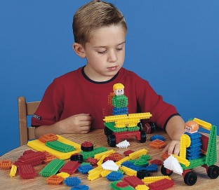 THISTLE BRICKS BASIC SET 108 PCS