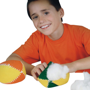 Stuffed Football Craft Kit