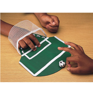 Hot Shot Soccer Craft Kit