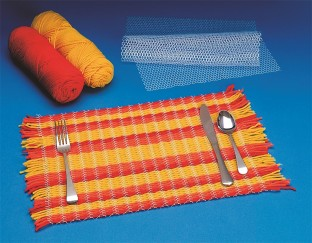 WEAVING PLACEMAT PK/12
