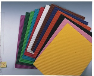 Assorted Corobuff® Sheets, 12
