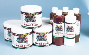 Color Splash!® Gel-Based Wood Stain 16 oz.
