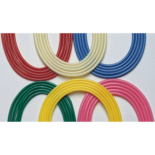 Round Plastic Weaving Reed