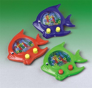 FISH WATER GAME PK/12 HK