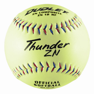 Dudley® Thunder ZN USSSA Slow Pitch Softball 12