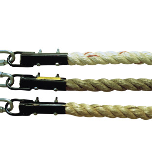 Additional Feet for Unmanila Climbing Ropes