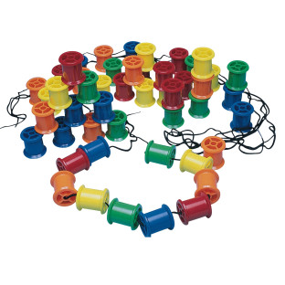 Spools & Laces Manipulative Set