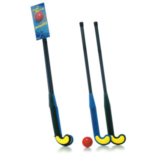 Indoor Field Hockey Set