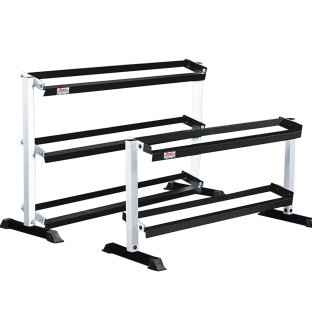 York® Tiered Dumbbell Rack 56