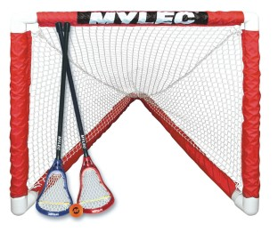 Mylec® Mini Lacrosse Goal Set