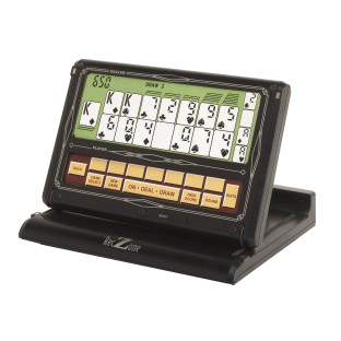 PORTABLE TOUCH SCREEN 2 IN 1 SOLITAIRE
