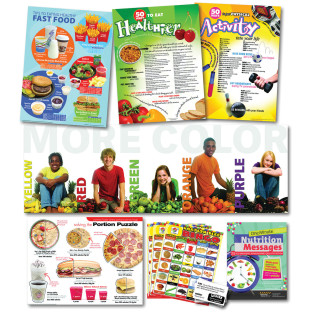 Healthy Eating Kit for Middle School