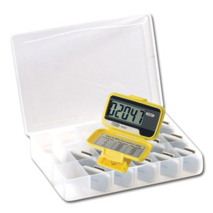 Ekho Busy Bee Pedometers and Storage Class Pack