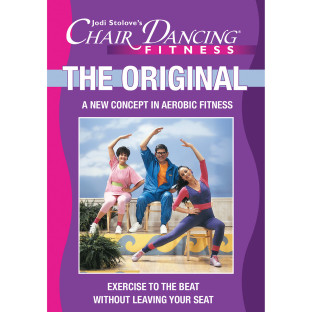 Chair Dancing A New Concept in Aerobic Fitness DVD