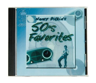50's Favorite Sing-Along CD