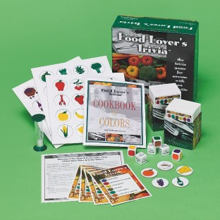 Food Lovers Trivia Game
